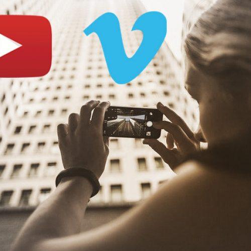 Inserta vídeos sobre tus quejas directamente desde YouTube o Vimeo